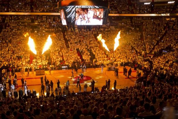 Looking to take your family to a New York Knicks or Miami Heat game?