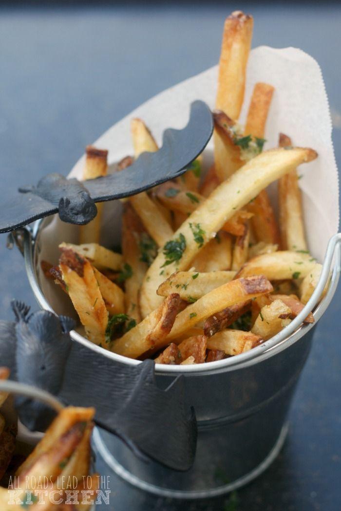 Hotel Transylvania 2 - Bucket of Garlic Fries