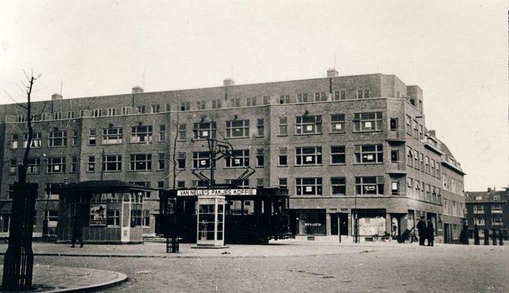 Schieweg / Abr.Kuijperlaan (1933)