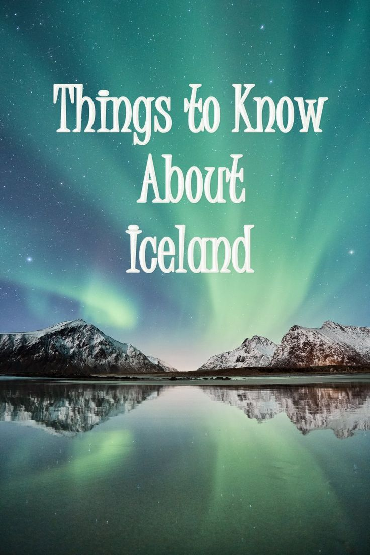 Things to know about Iceland   Pinkoddy's Blog