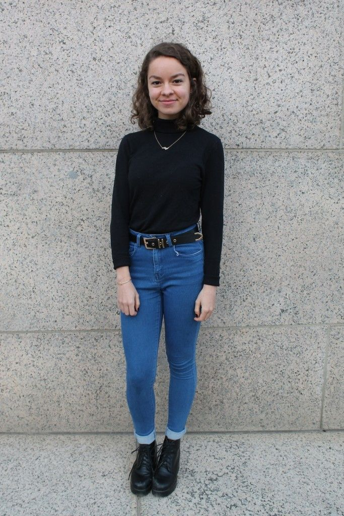 STYLE GURU STYLE: Good As Gold | CollegeFashionista HEY LOOK ITS ME