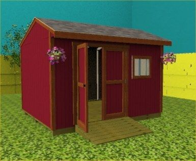 Garden Sheds 7 X 9 13 best shed designs images on pinterest | backyard sheds, storage