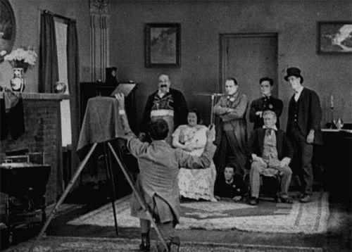 Buster Keaton Gag GIF - MyWifesRelations BusterKeaton Photograph - Discover & Share GIFs