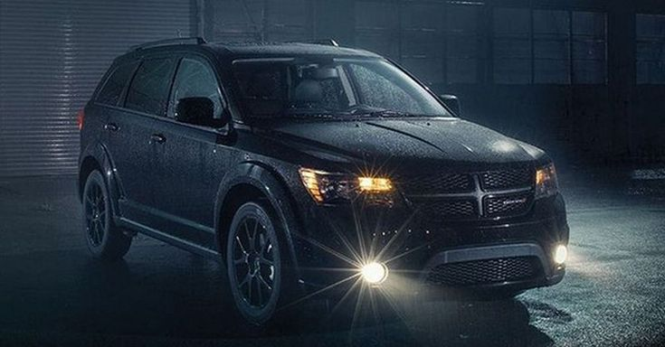 2018 Dodge Journey Redesign