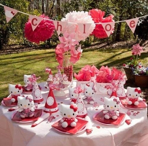 Hello Kitty Party: Kitty Birthday, Party'S, Birthday Parties, Kitty Party, Hellokitty, Party Ideas, Birthday Ideas, Birthday Party, Hello Kitty Parties