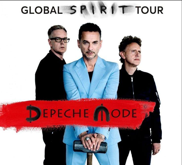 Depeche Mode la Cluj, un vis pentru tinerii anilor 90  A mai rămas o săptămână: Depeche Mode la Cluj