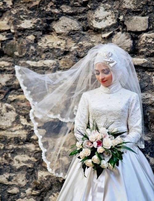 #Hijab #Bride #Beautiful
