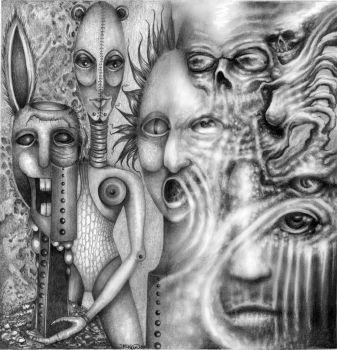 Spirit Voices by janellemckain