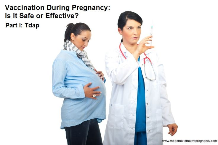 Is vaccination during pregnancy safe and effective? Find ...