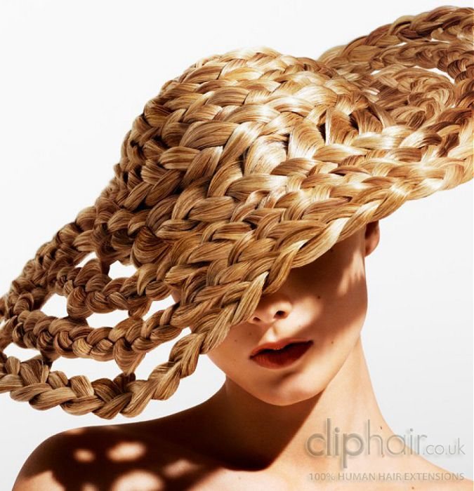 The summer 2012 is all braided !! Get your extensions today and style your locks with the latest #braid hairstyles trend.