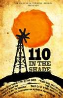 Musical Theatre Production 110 in the Shade - NOCCA Events