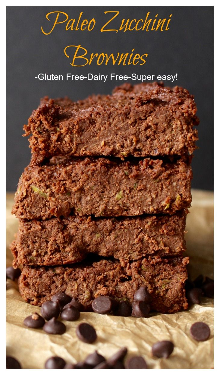 and easy to make! Gluten free, dairy free, refined sugar free