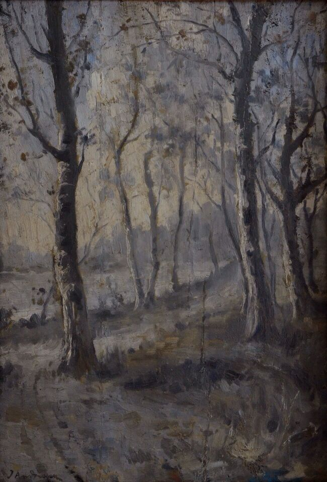 Forest Edge - Andreescu