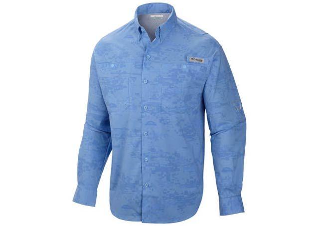 columbia solar camo shirts
