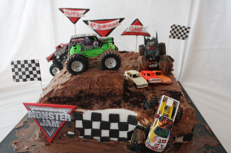 A monster truck fans dream!! brcakes@hotmail.com