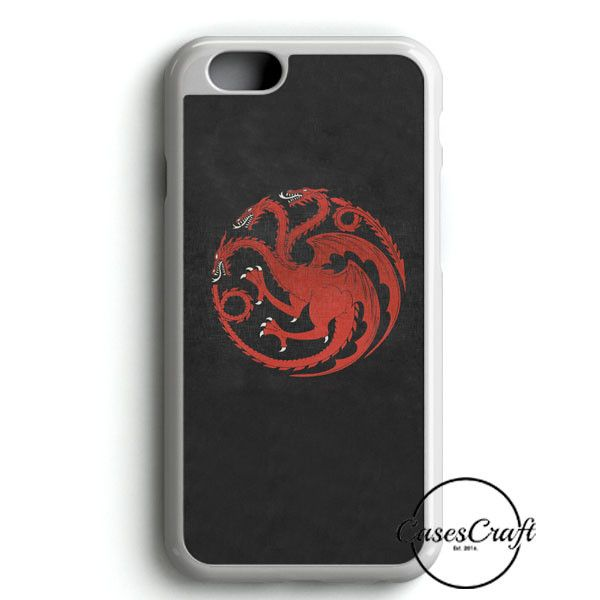 Game Of Thrones Stark Winter Is Coming iPhone 6 Plus/6S PlusCase | casescraft