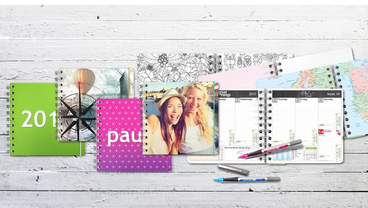Planner 2016 - Create your own planner at personal-planner.com