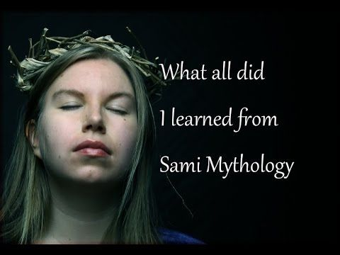 What All Did I Learn From Sami Mythology (ASMR Soft Spoken)