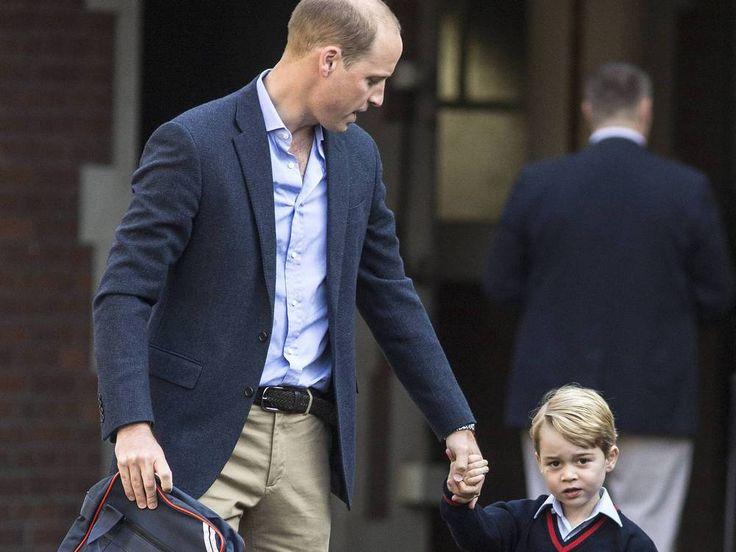Am Donnerstag hatte Prinz George seinen grossen Tag. Papa Prinz William erzählt, wie es seinem Sohn an dessem ersten Schultag erging. Zwar ist Prinz George (4) noch jung, doch am Donnerstag begann auch für ihn der Ernst des Lebens. Während Mama Kate (35) wegen ihrer erneuten...