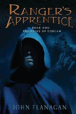 The Ruins of Gorlan (Ranger's Apprentice #1) by John Flanagan (available at the UHS Library)
