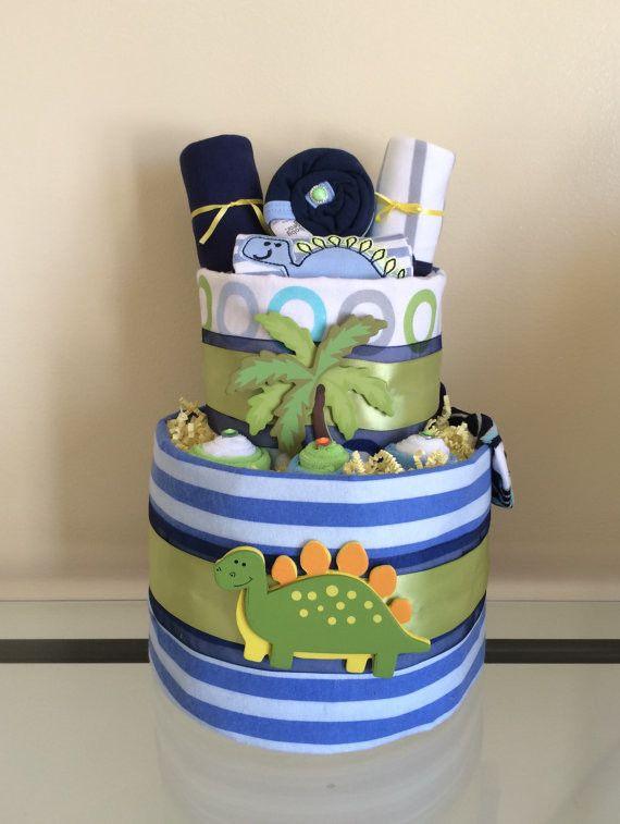 Baby Diaper Cake Video
