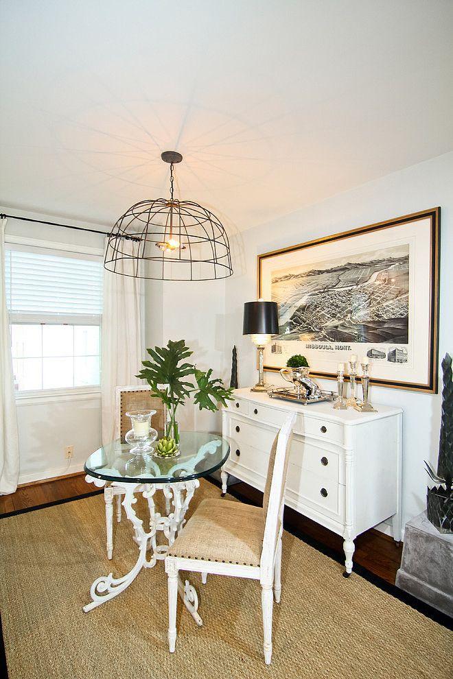 Vintage White Furniture For Apartment Design