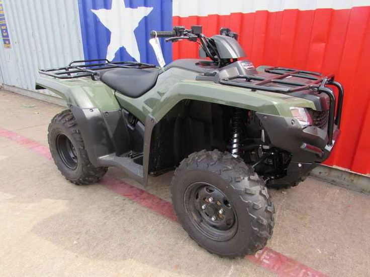 New 2017 Honda FourTrax Rancher ATVs For Sale in Texas. 2017 Honda FourTrax Rancher, 2017 Honda® FourTrax® Rancher® Something For Just About Everyone. Any mechanic, woodworker, tradesman or craftsman knows that the right tool makes the job a whole lot easier. And having the right tool means having a choice. We ve all seen someone try to drive a screw with a butter knife, or pound a nail with a shoe heel. The results are never pretty. Honda s FourTrax Rancher line are premium tools for the…