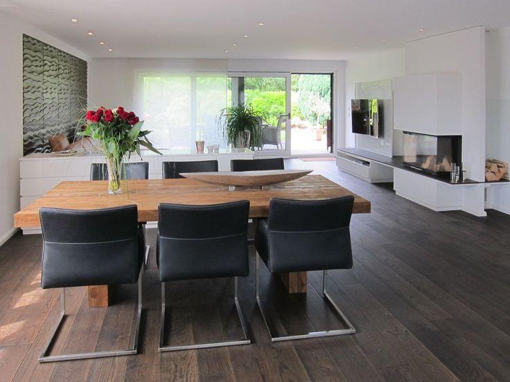 Ber ideen zu wohn esszimmer auf pinterest for Innenarchitektur esszimmer