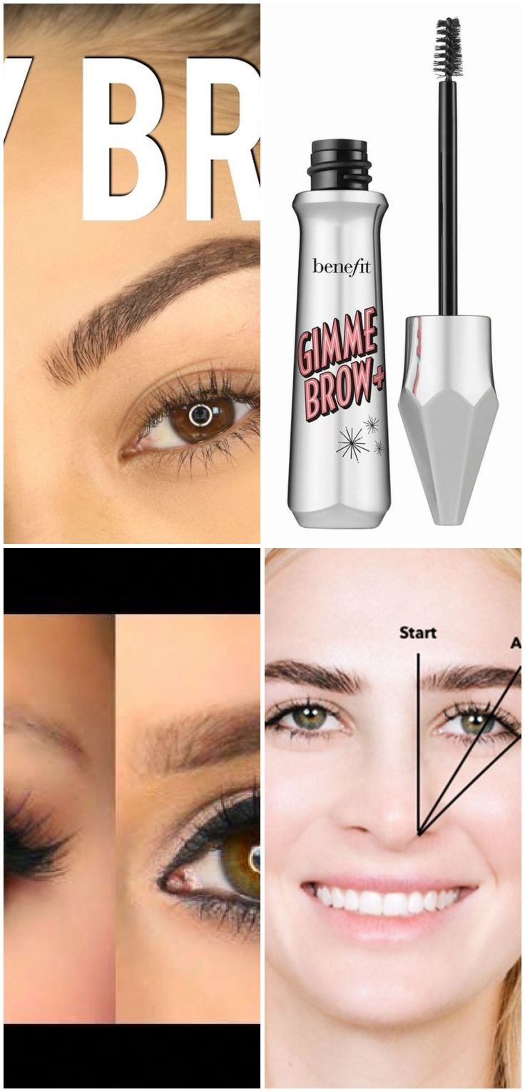 How to Get Perfect Eyebrows: 9 Eyebrow Shaping Tips for ...