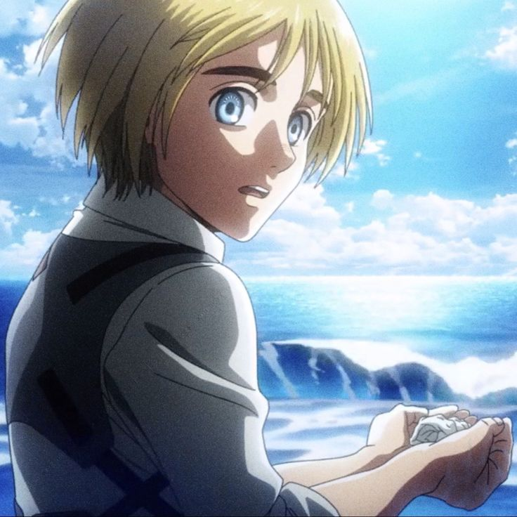 Give your home a bold look this year! Armin Arlert icon↰ | Anime, Attack on titan art, Aesthetic ...