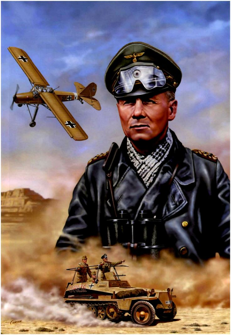 a biography of field marshal erwin johannes eugen rommel Erwin rommel, aka the desert fox, was one of adolf hitler's most able generals during wwii he joined the german army in 1910 and won awards for bravery in ww i he was in the 7th tank division at the outbreak of ww ii and headed the push to the english channel.
