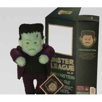 Plushie Frankenstein
