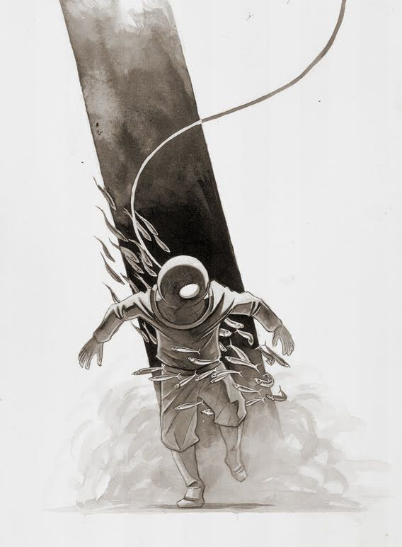 The Jetsam Series by Michael Monomivibul