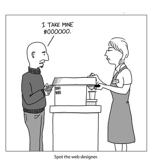 Hier finden auch Menschen einen Job, die ihren Kaffee #000000 bestellen: www.jobs.markenfaktor.de