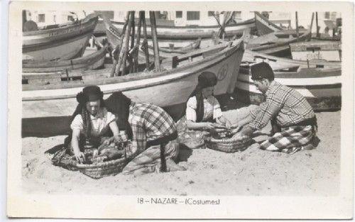 Costumes de Nazare