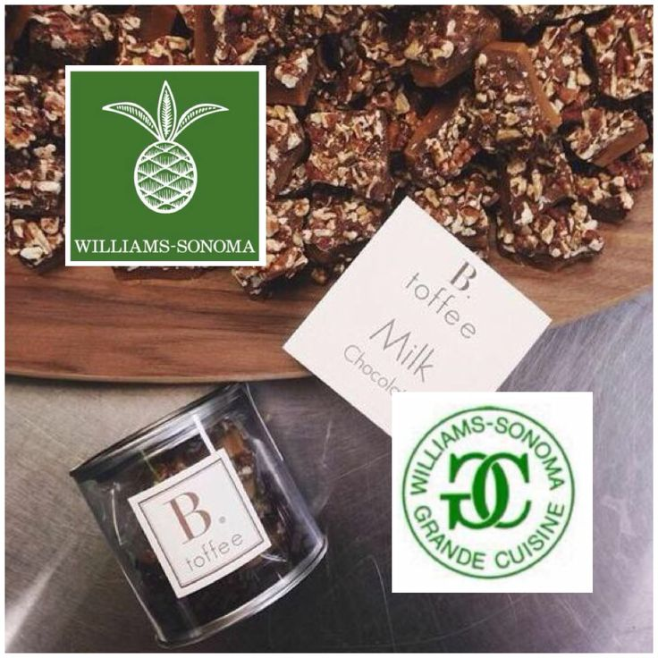 Cooking for a cause at William Sonoma with B. toffee! Come see us tomorrow at the South Coast Plaza store!