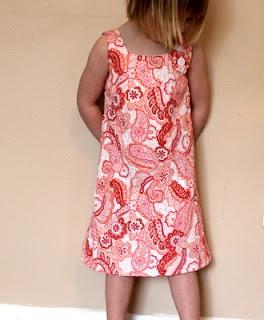 Basic A-Line Dress Tutorial
