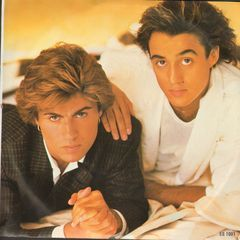Wham! 1985. Sheila had this poster hanging in our room!!!