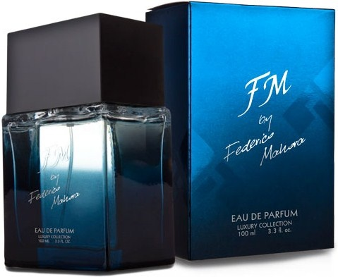 FM 195 is a Wood Fragrance with Fruit Notes - A mix of coriander and cardamom smoked with a touch of...