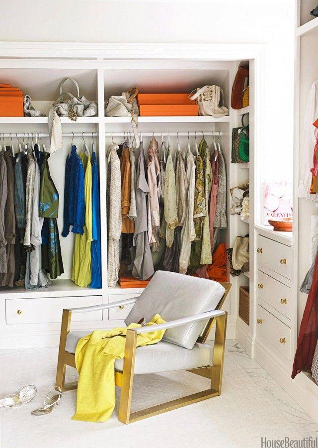 8 Genius Tips for the Most Organized Closet Ever. 165 best Closet Organization   Design images on Pinterest