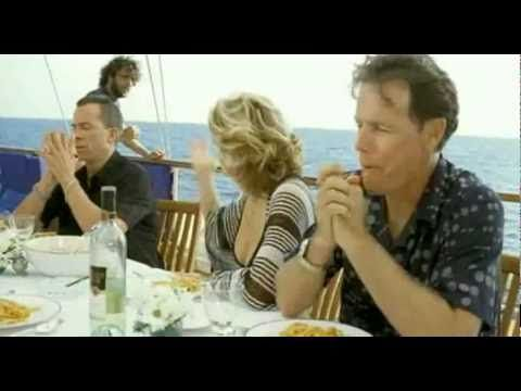 Swept Away is a 2002 Italian romantic comedy film directed by Guy Ritchie and starring Madonna, Adriano Giannini, and Bruce Greenwood. Swept Away - Trailer (2002)