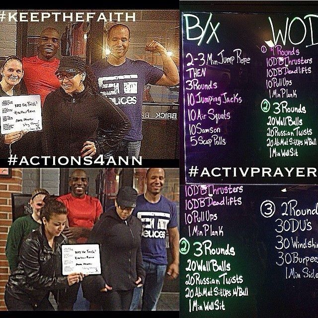 Getting after it with an AP in NYC. #activprayer #iDedicate Board http://www.activprayer.com