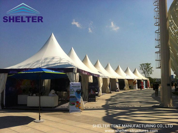 Canopy Tent | Gazebo Tent | Sport Event | Reception Tent | http://www.shelter-structures.com/