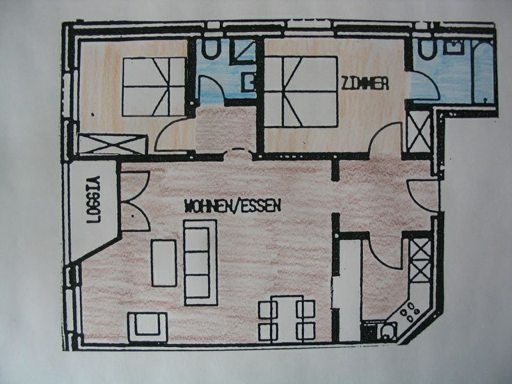 Simple Zum Hotel Misani geh ren auch eine Anzahl Ferienwohnungen Jede Wohnung besteht aus zwei separaten Schlafzimmern