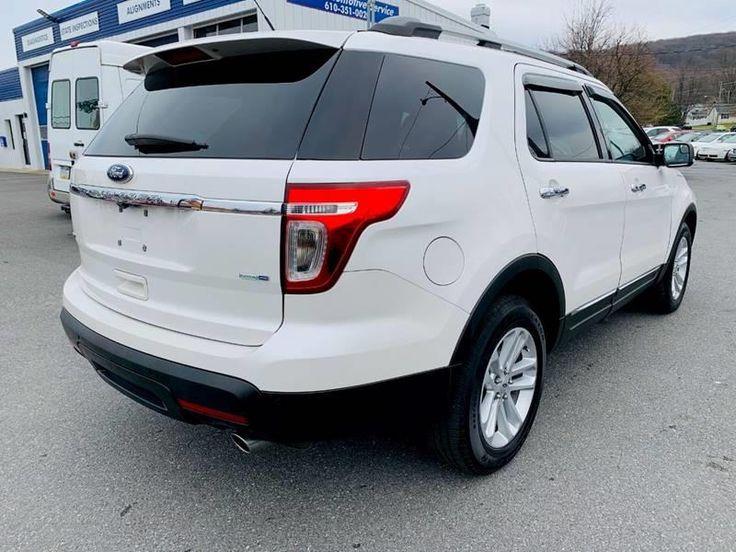 2013 Ford Explorer Xlt Awd 4dr Suv In 2020 Ford Explorer 2013