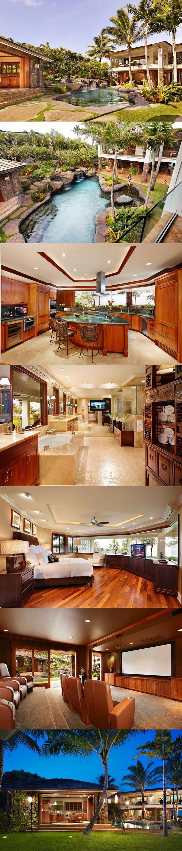 Celebrity Homes: Beyonce's Vacation Rental in Kailua, Hawaii
