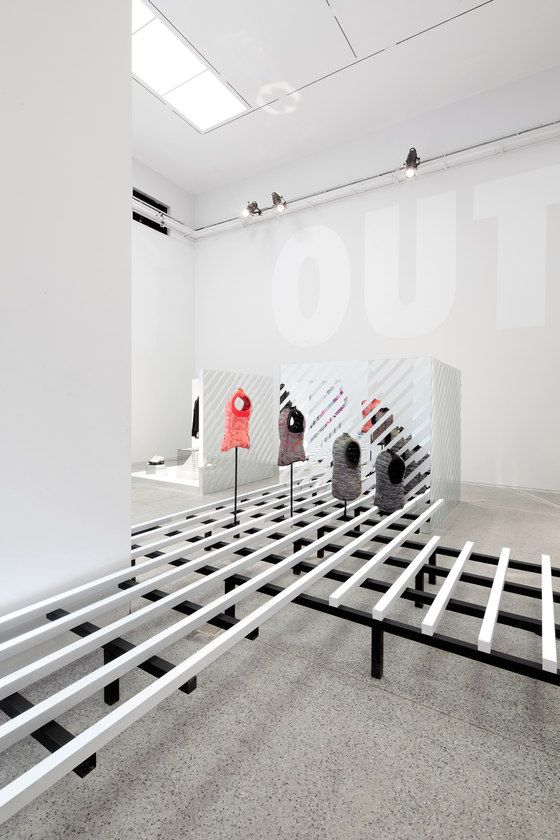 The Nike Studio Design di Coordination Asia | Negozi - Interni