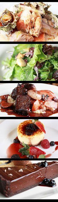Dinner Menu Brix25° Gig Harbor, WA Discover Our Menu