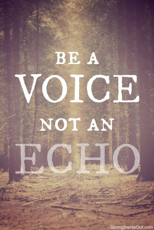 This is a great tip for leaders - speak up! #leadership #career #inspiration