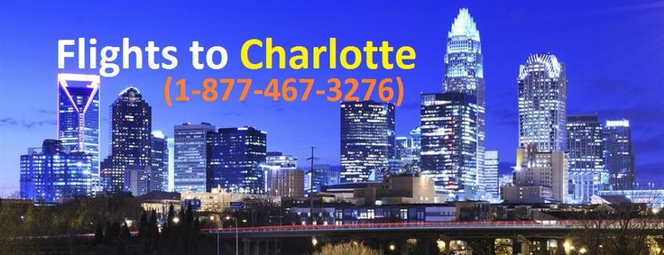 Cheap Flights to Charlotte, North Carolina (NC) - Search Deals on Airfare to Charlotte from 2mycountry.com. Call at 877-467-3273.